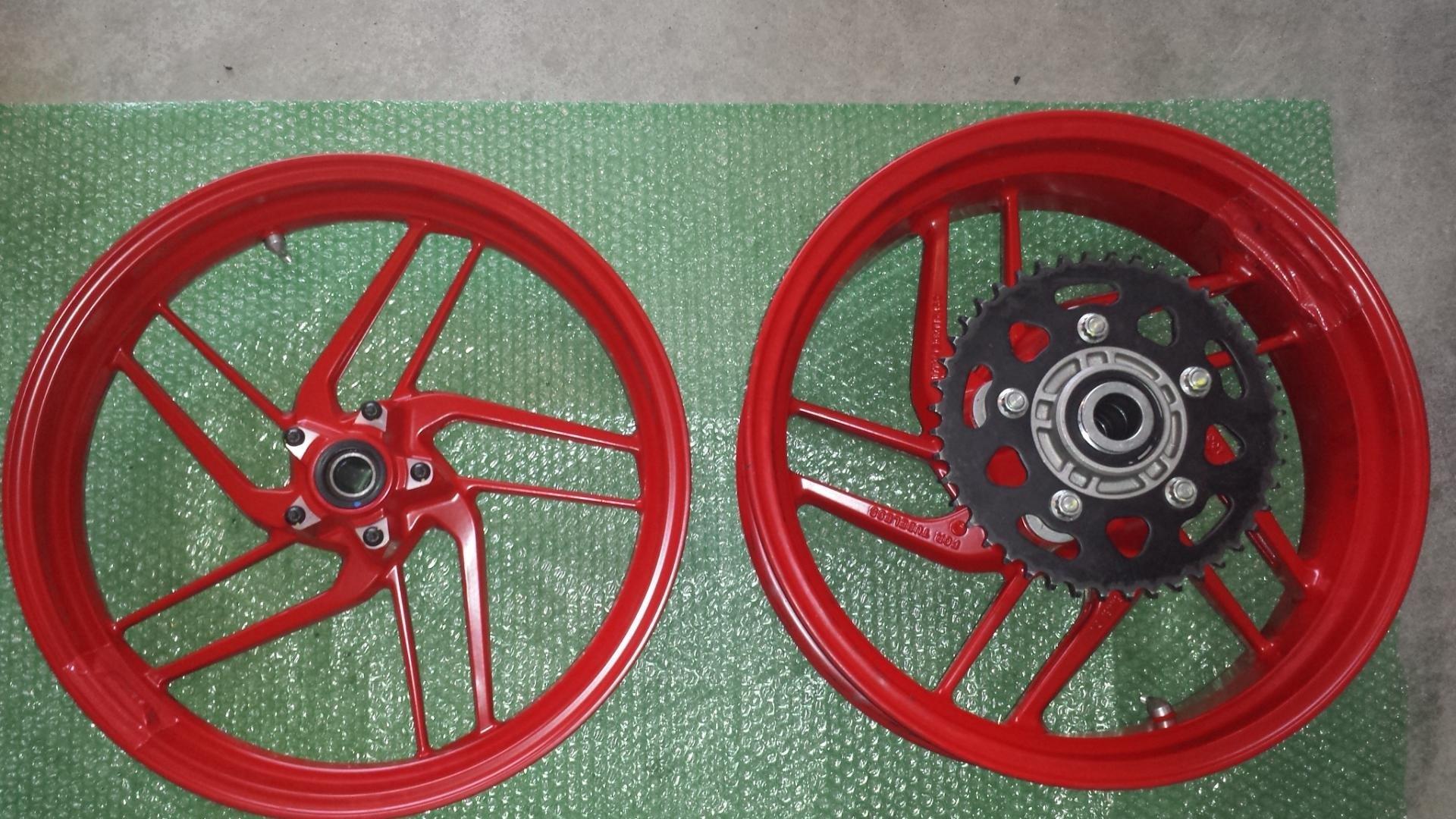 Fs Ducati 899 Red Wheels Ducati 899 Panigale Forum