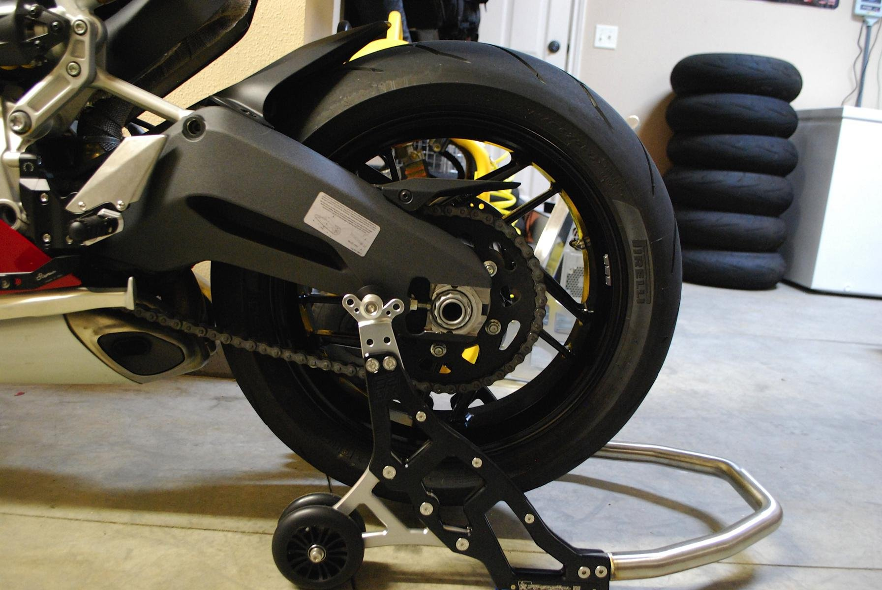 Ducati 899 Panigale Rear Stand