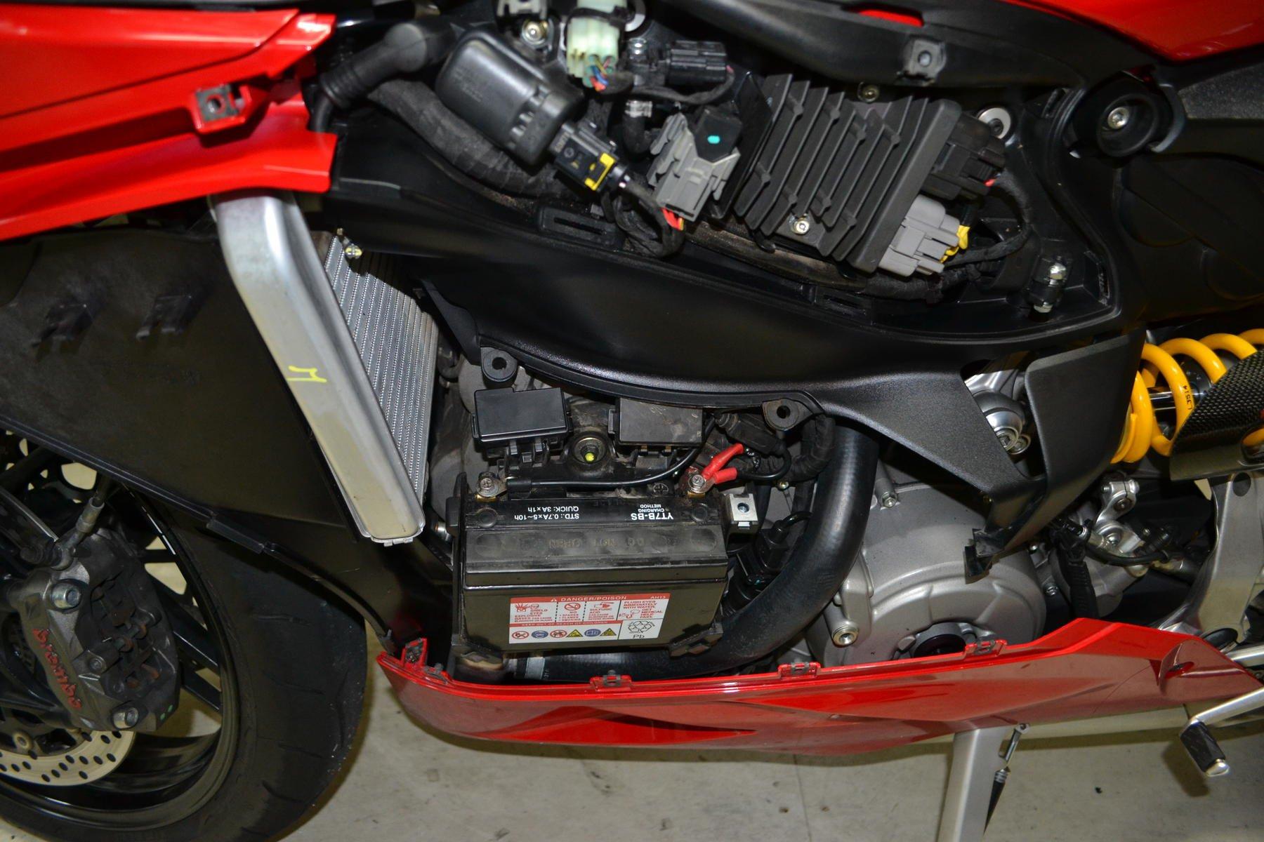 Ultrabatt Lithium Battery Installed