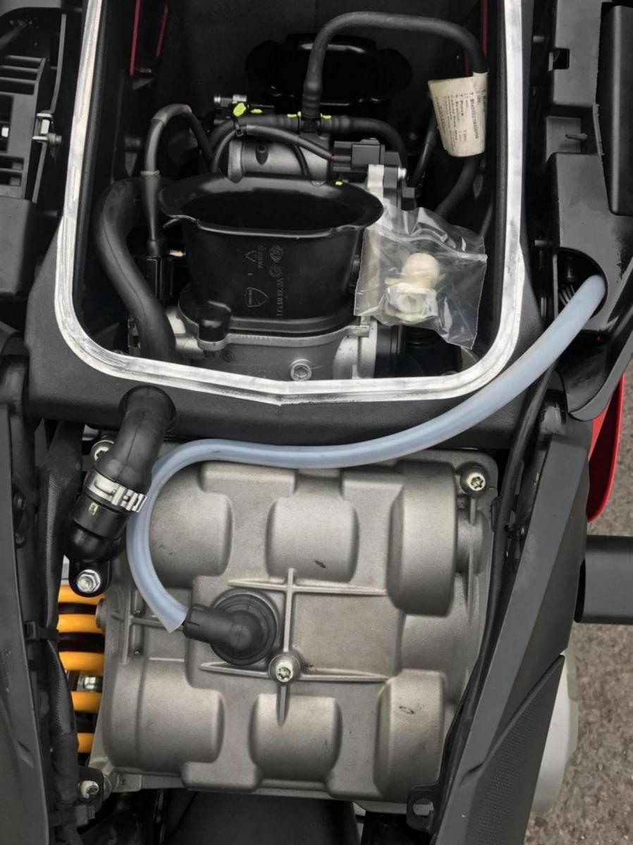 CEL / limp mode at full throttle - Solved - Ducati 899 Panigale Forum