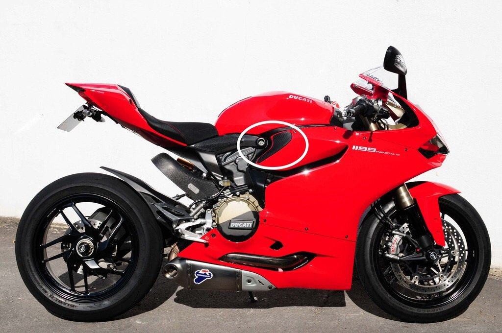 Fairing grip ducati 899 panigale forum