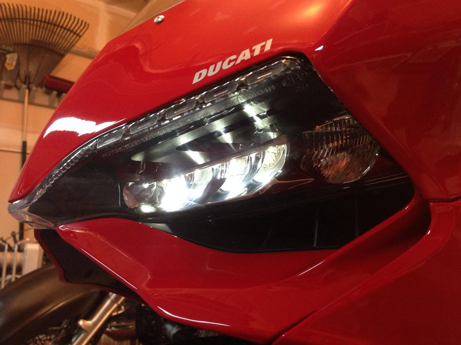 install 1199 led headlight? - page 6 - ducati 899 panigale forum