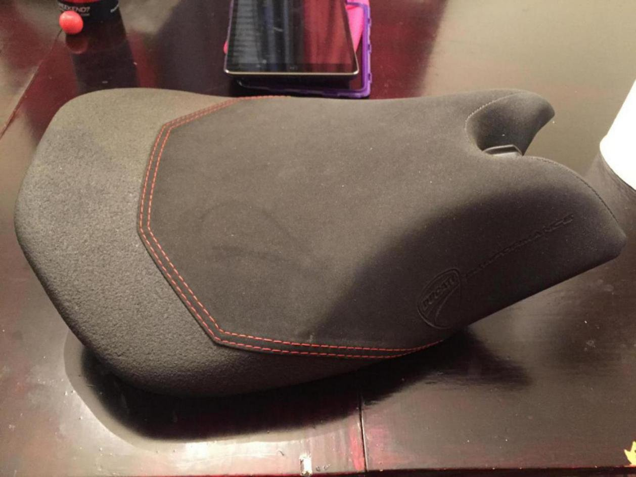 cox rad. guard and comfort seat for sale - ducati 899 panigale forum
