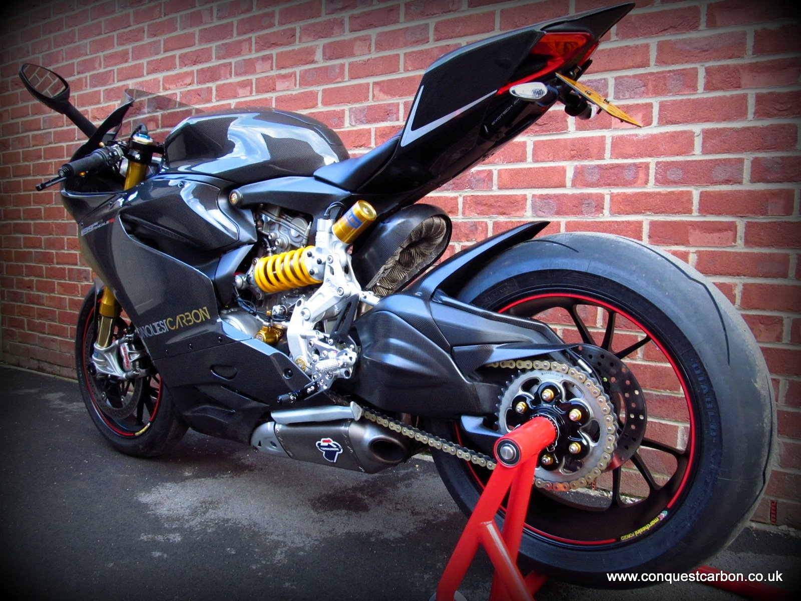 Conquest Carbon 1199 Full Carbon Ducati 899 Panigale Forum