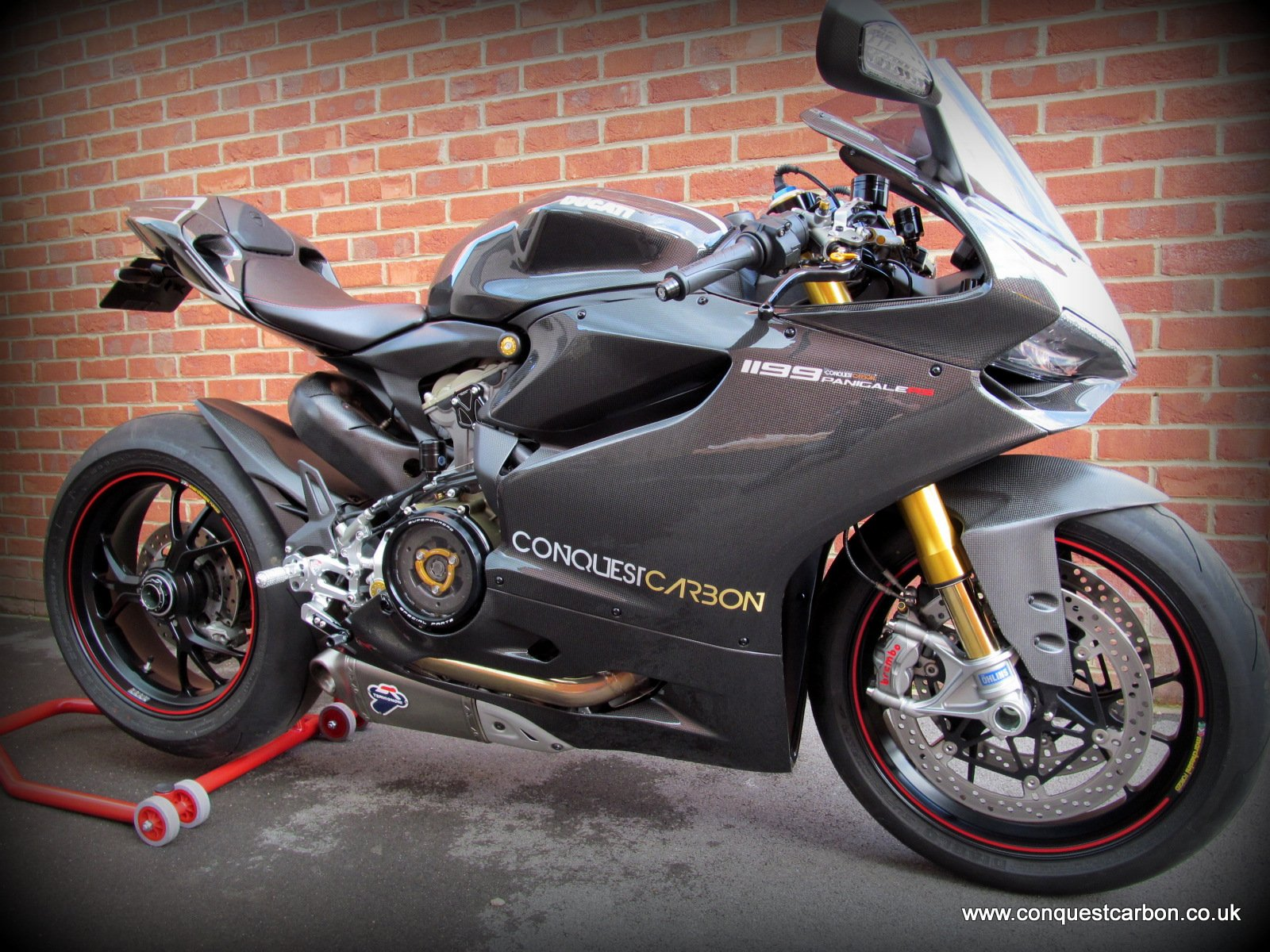 Ducati Motorcycle Cover