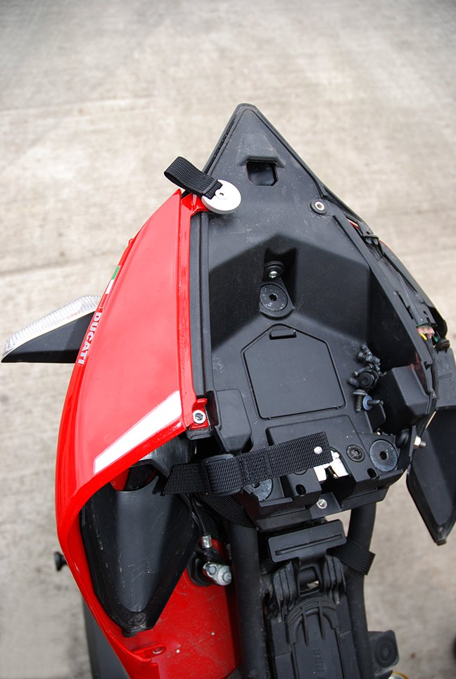 Kriega Luggage For The 899 Ducati 899 Panigale Forum