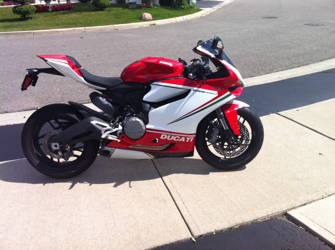 my ducati 899 tricolore ducati 899 panigale forum. Black Bedroom Furniture Sets. Home Design Ideas