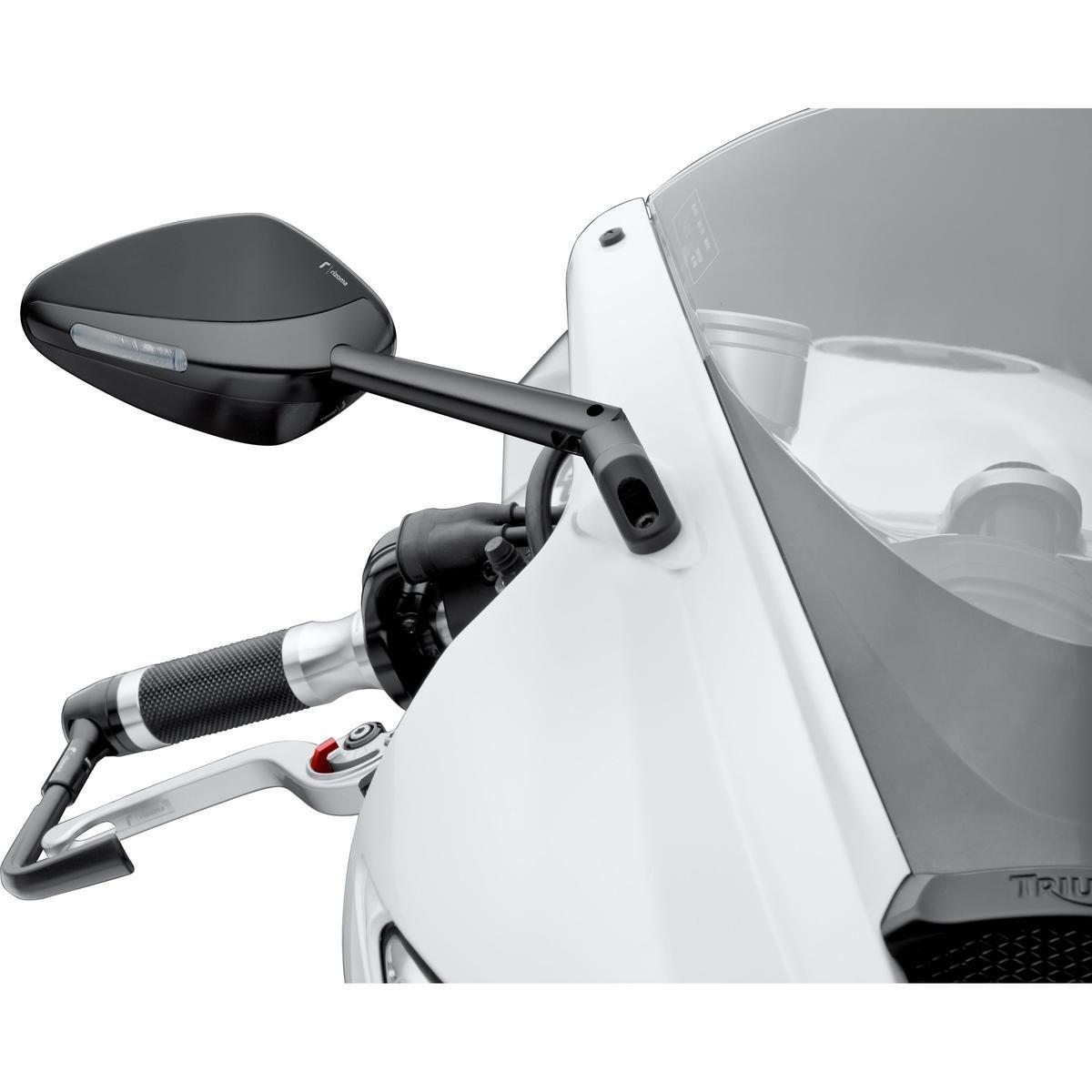 Ducati Panigale Rizoma Veloce Mirrors