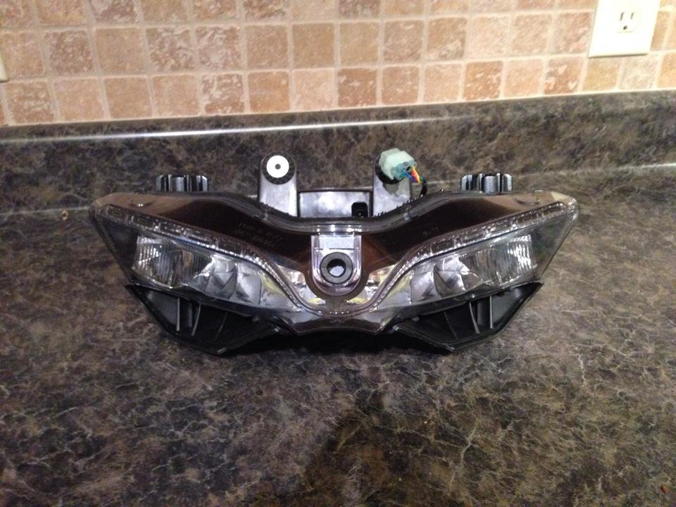 Install 1199 Led Headlight Page 2 Ducati 899 Panigale